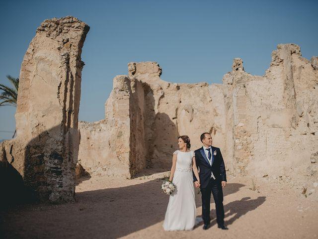 La boda de Sergio y Veronica en Ulea, Murcia 73