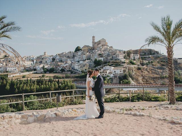 La boda de Sergio y Veronica en Ulea, Murcia 74