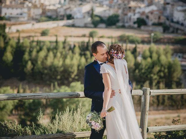 La boda de Sergio y Veronica en Ulea, Murcia 76