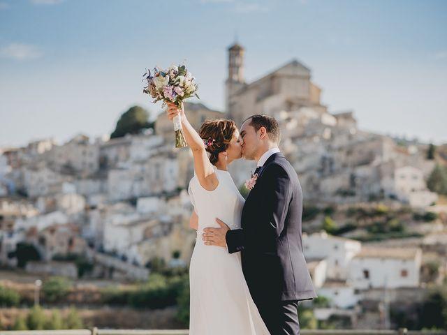 La boda de Sergio y Veronica en Ulea, Murcia 77
