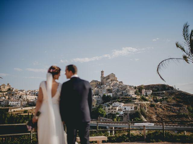 La boda de Sergio y Veronica en Ulea, Murcia 78