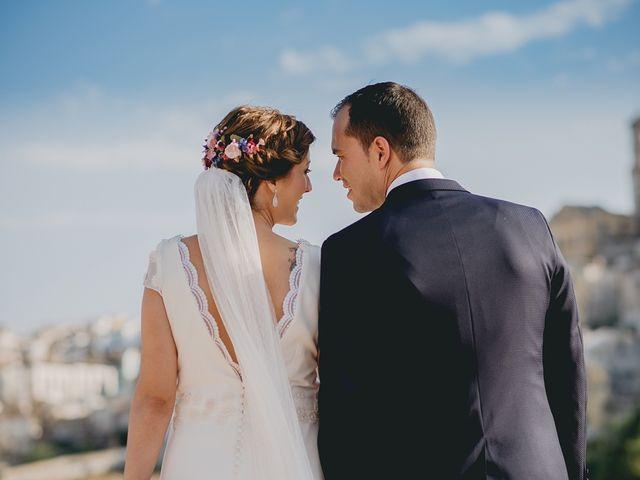 La boda de Sergio y Veronica en Ulea, Murcia 79