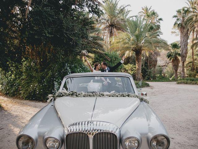 La boda de Sergio y Veronica en Ulea, Murcia 80