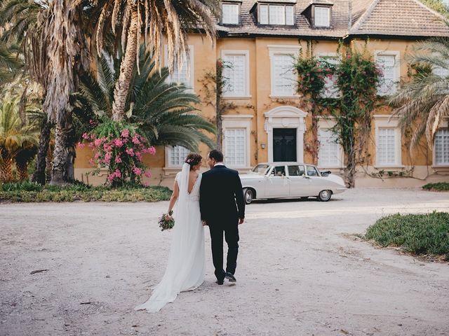 La boda de Sergio y Veronica en Ulea, Murcia 83