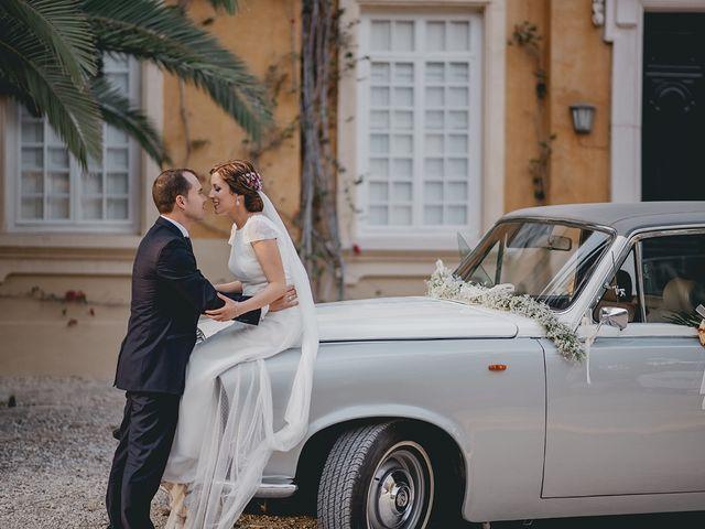 La boda de Sergio y Veronica en Ulea, Murcia 85