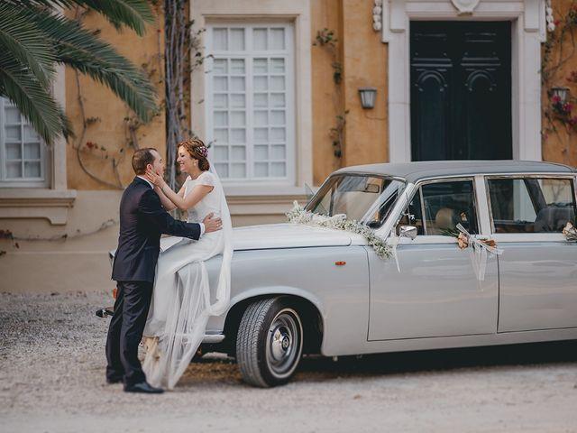 La boda de Sergio y Veronica en Ulea, Murcia 86