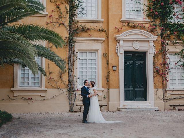 La boda de Sergio y Veronica en Ulea, Murcia 88