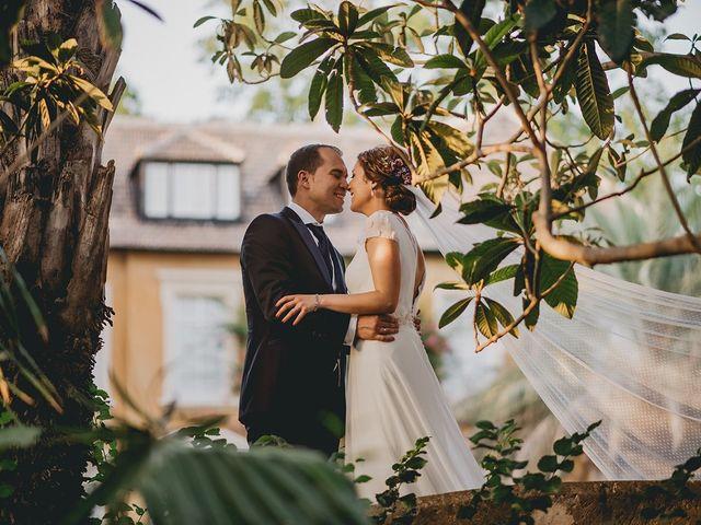 La boda de Sergio y Veronica en Ulea, Murcia 91