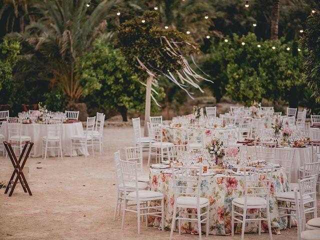 La boda de Sergio y Veronica en Ulea, Murcia 107