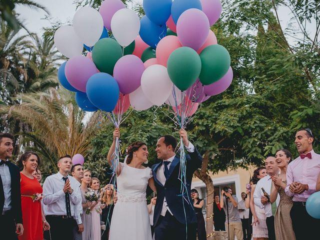 La boda de Sergio y Veronica en Ulea, Murcia 109