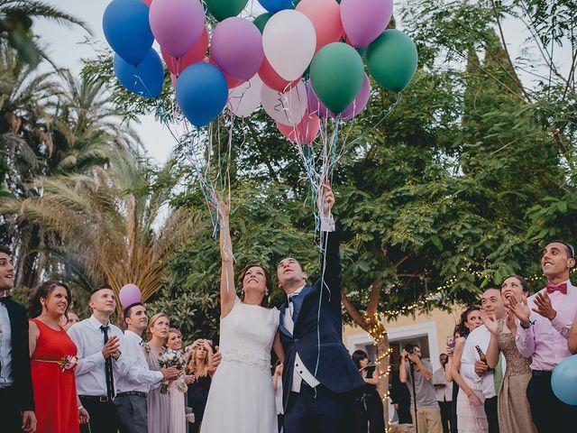 La boda de Sergio y Veronica en Ulea, Murcia 110