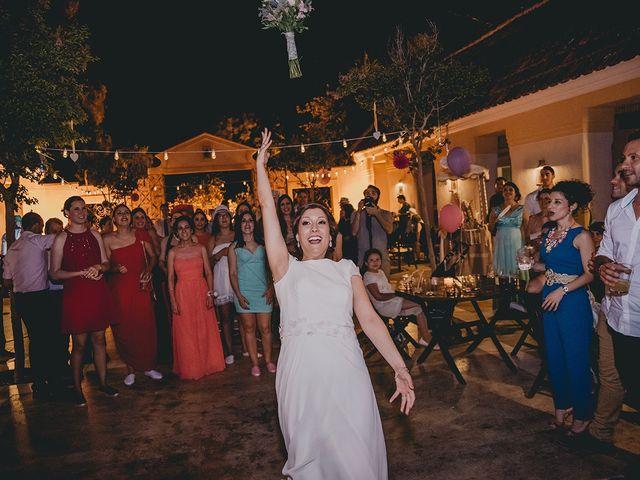 La boda de Sergio y Veronica en Ulea, Murcia 123