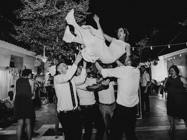 La boda de Sergio y Veronica en Ulea, Murcia 126