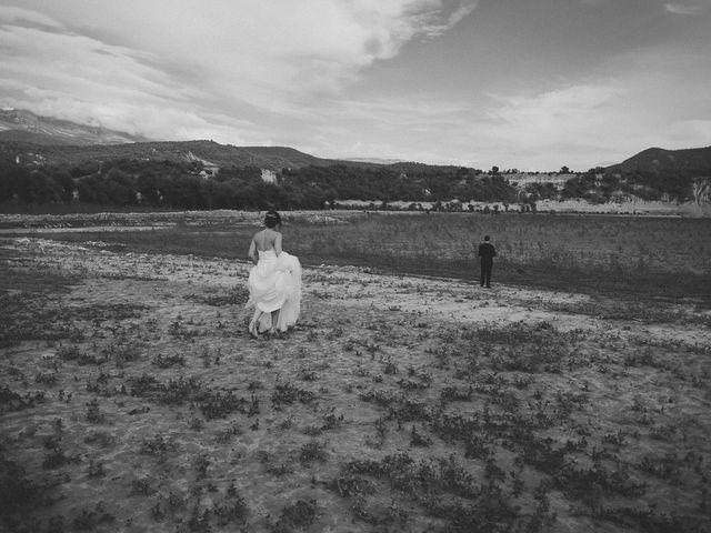 La boda de Adrían y Sara en Boltaña, Huesca 4