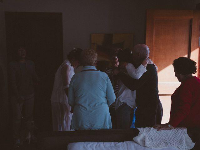 La boda de Adrían y Sara en Boltaña, Huesca 24