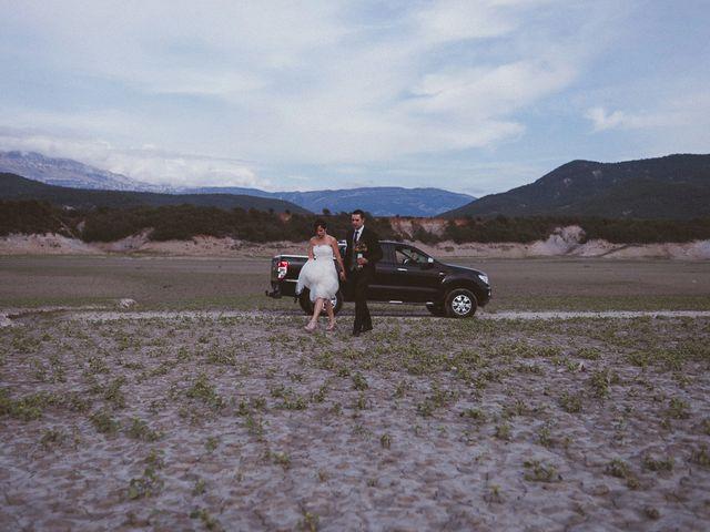 La boda de Adrían y Sara en Boltaña, Huesca 27