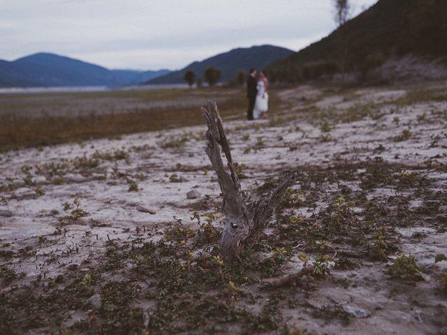 La boda de Adrían y Sara en Boltaña, Huesca 33