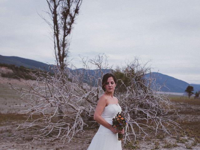 La boda de Adrían y Sara en Boltaña, Huesca 34