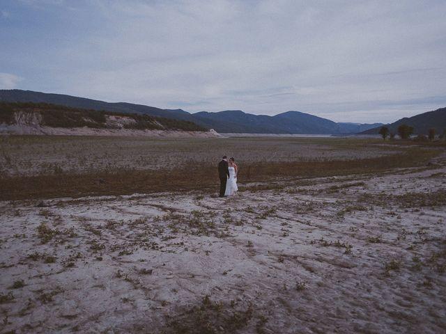 La boda de Adrían y Sara en Boltaña, Huesca 36