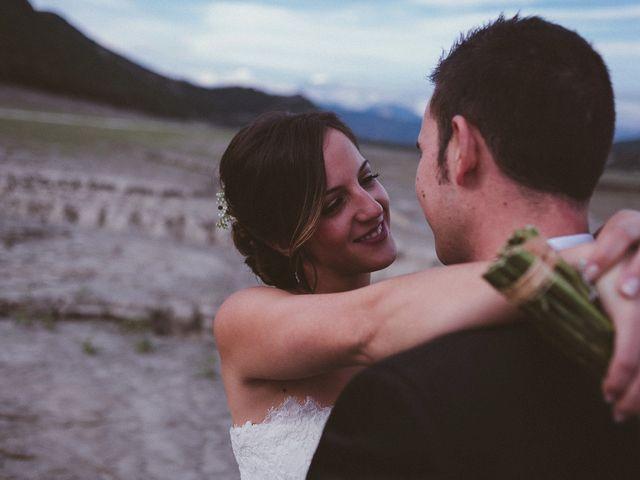 La boda de Adrían y Sara en Boltaña, Huesca 37