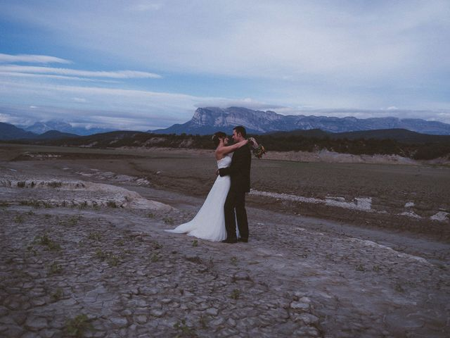 La boda de Adrían y Sara en Boltaña, Huesca 38