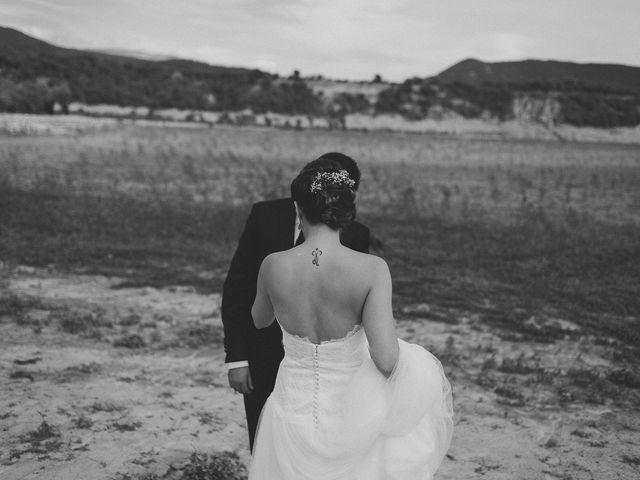 La boda de Adrían y Sara en Boltaña, Huesca 39