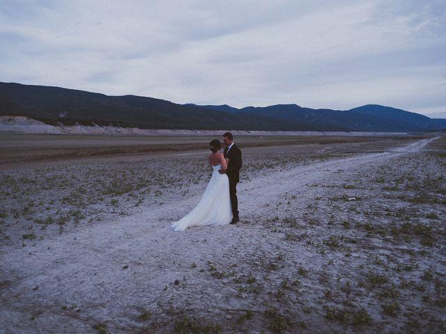La boda de Adrían y Sara en Boltaña, Huesca 44