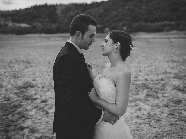 La boda de Adrían y Sara en Boltaña, Huesca 45