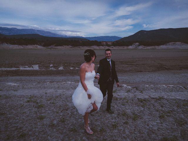 La boda de Adrían y Sara en Boltaña, Huesca 48