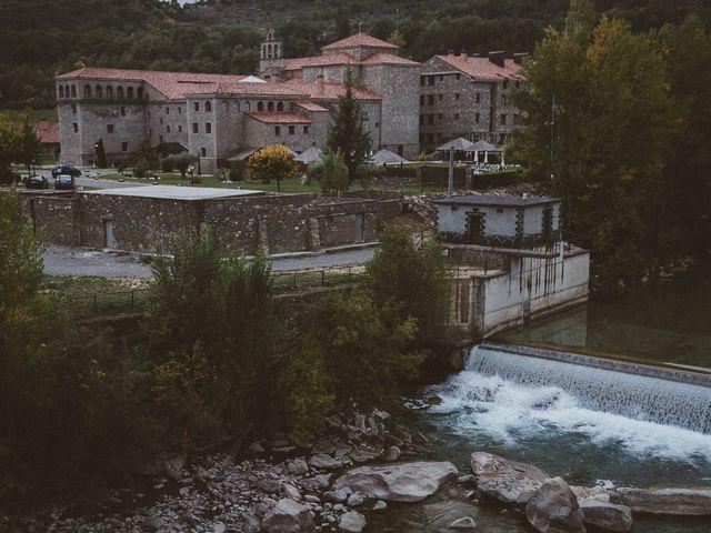 La boda de Adrían y Sara en Boltaña, Huesca 50