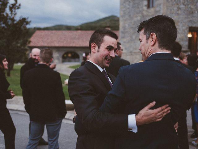 La boda de Adrían y Sara en Boltaña, Huesca 51