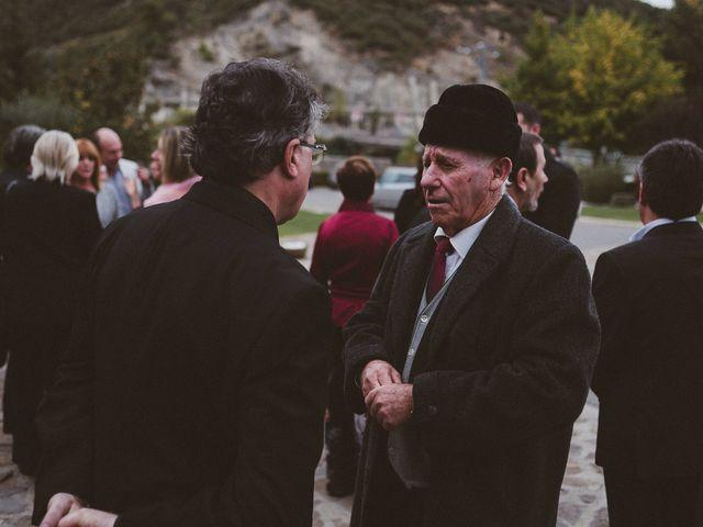 La boda de Adrían y Sara en Boltaña, Huesca 52