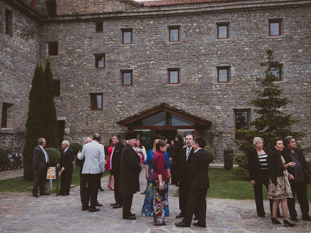 La boda de Adrían y Sara en Boltaña, Huesca 53