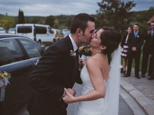 La boda de Adrían y Sara en Boltaña, Huesca 56