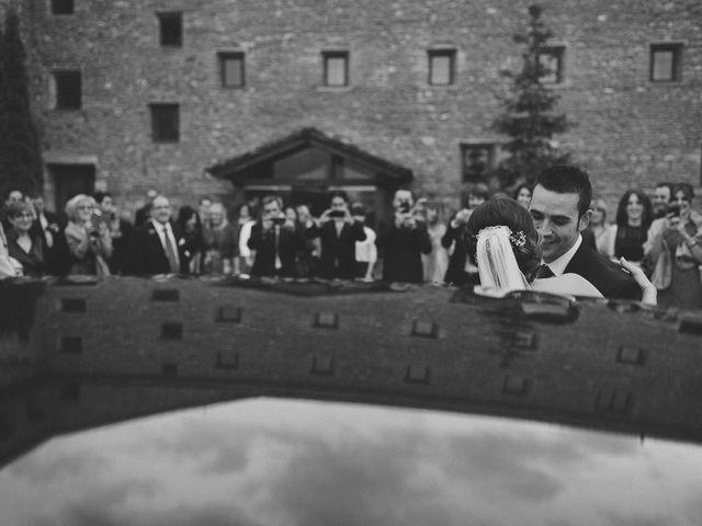 La boda de Adrían y Sara en Boltaña, Huesca 57