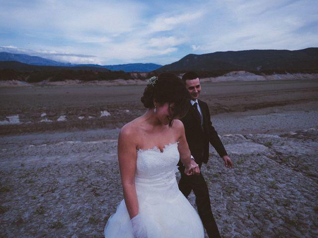 La boda de Adrían y Sara en Boltaña, Huesca 58