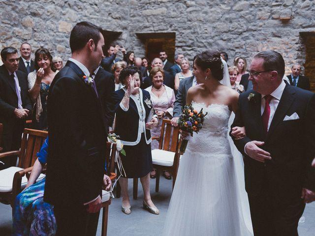 La boda de Adrían y Sara en Boltaña, Huesca 60