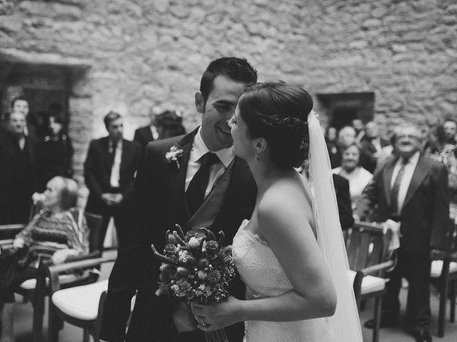 La boda de Adrían y Sara en Boltaña, Huesca 61