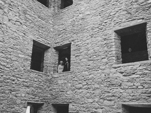 La boda de Adrían y Sara en Boltaña, Huesca 62