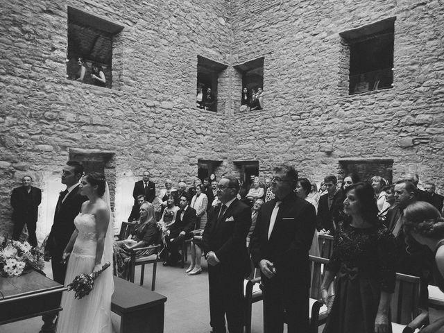La boda de Adrían y Sara en Boltaña, Huesca 64