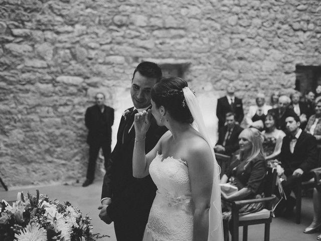 La boda de Adrían y Sara en Boltaña, Huesca 65