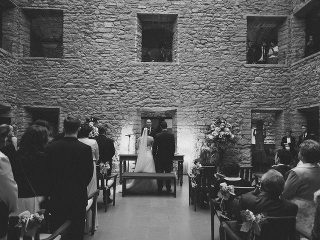 La boda de Adrían y Sara en Boltaña, Huesca 66