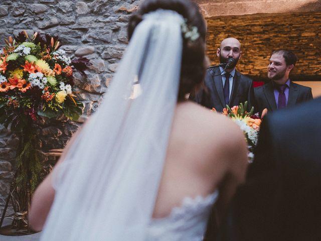 La boda de Adrían y Sara en Boltaña, Huesca 67