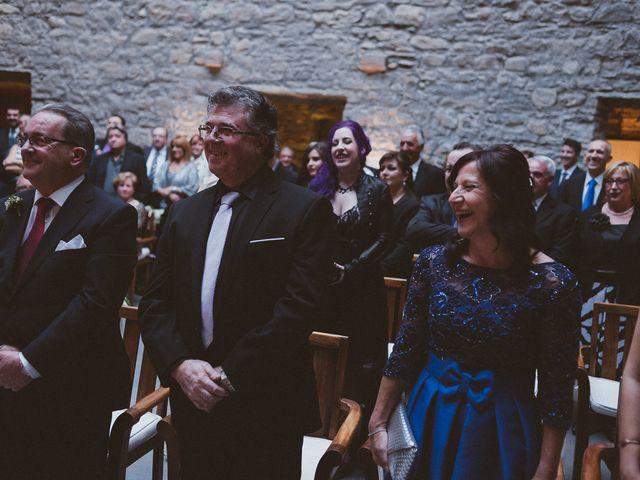 La boda de Adrían y Sara en Boltaña, Huesca 69