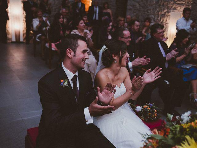La boda de Adrían y Sara en Boltaña, Huesca 71