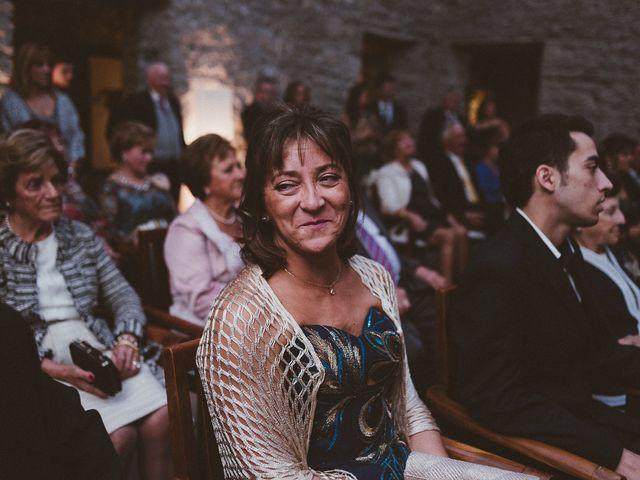 La boda de Adrían y Sara en Boltaña, Huesca 72
