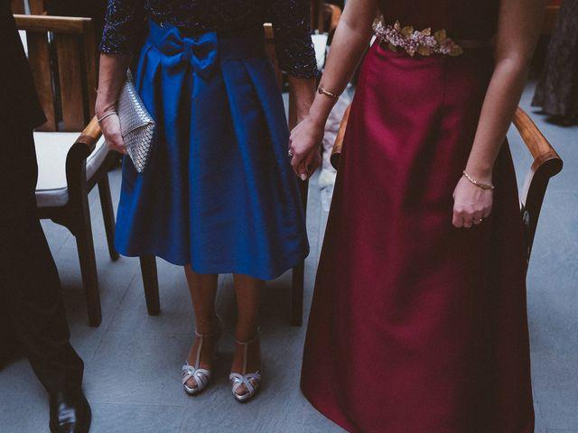 La boda de Adrían y Sara en Boltaña, Huesca 73