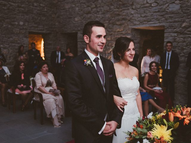 La boda de Adrían y Sara en Boltaña, Huesca 74