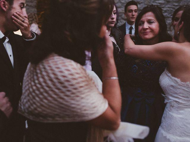 La boda de Adrían y Sara en Boltaña, Huesca 80