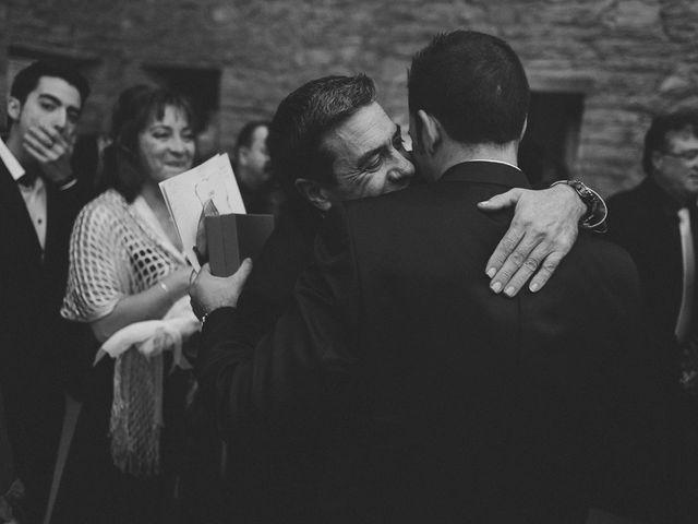 La boda de Adrían y Sara en Boltaña, Huesca 81